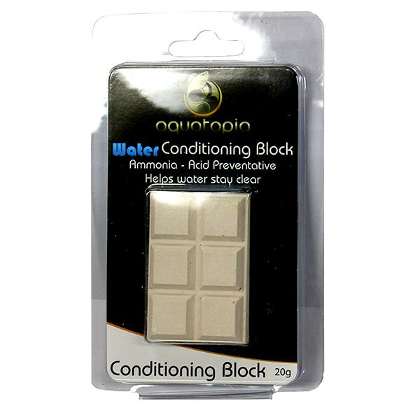 WATER CONDITIONING BLOCK 20G - Click to enlarge