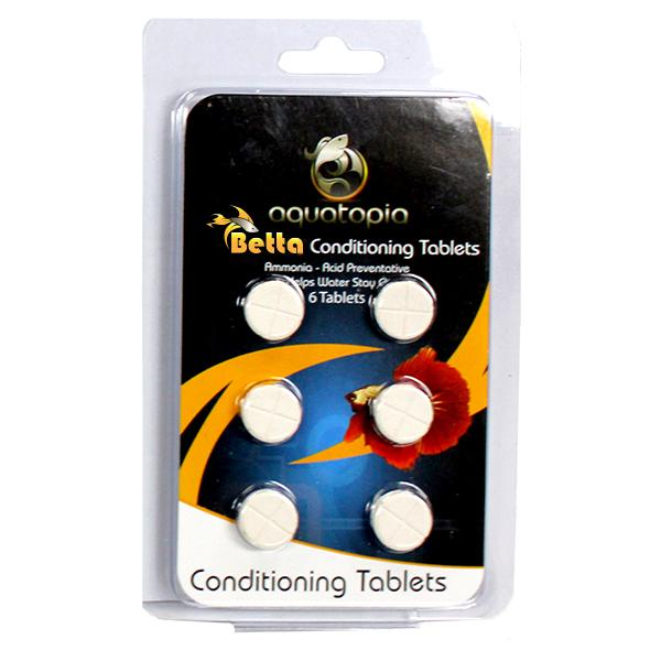 BETTA WATER CONDITIONG TABLETS 6 TABS - Click to enlarge