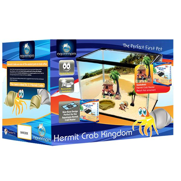 HERMIT CRAB KINGDOM - Click to enlarge
