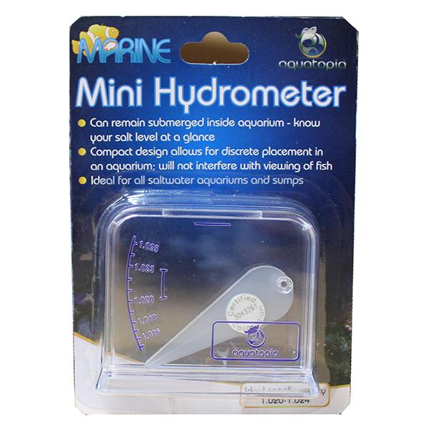 MINI HYDROMETER - Click to enlarge