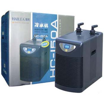 HAILEA CHILLER 1/6 HP - Click to enlarge