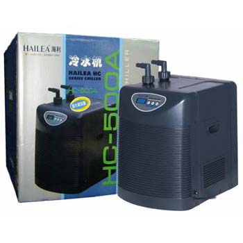 HAILEA CHILLER 1/2 HP - Click to enlarge
