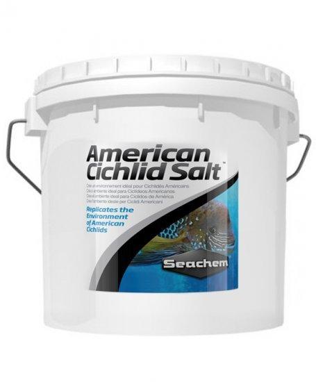 AMERICAN CICHLID SALT 4KG - Click to enlarge