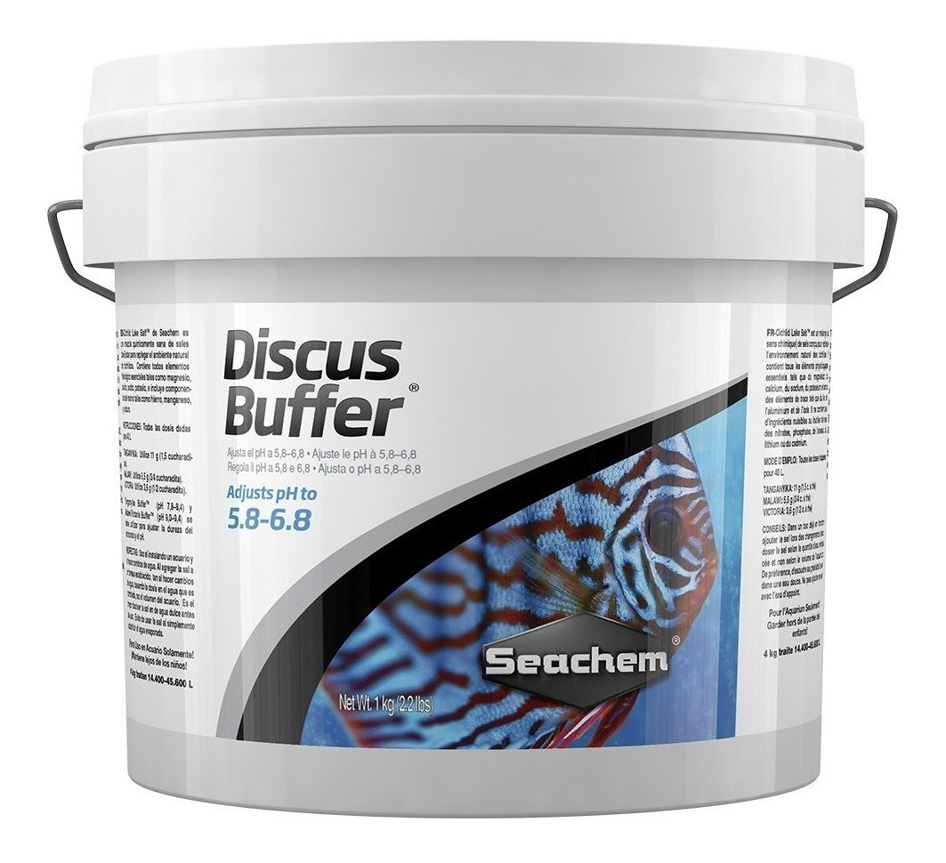 DISCUS BUFFER 4KG (2) - Click to enlarge