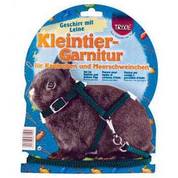 RODENT SET WITH LEAD NYLON ADJ 8MM/1.2M - Click to enlarge