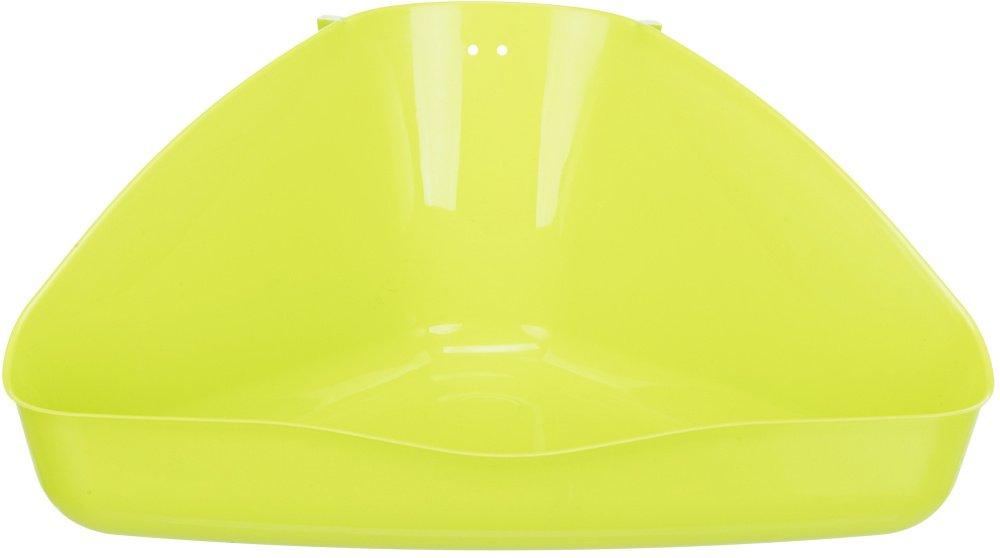 CORNER TOILET 36X21X30CM - Click to enlarge