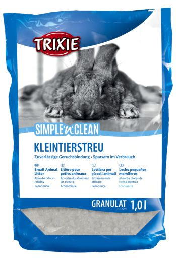 FRESH 'N' EASY RODENT LITTER GRANULES 1L - Click to enlarge