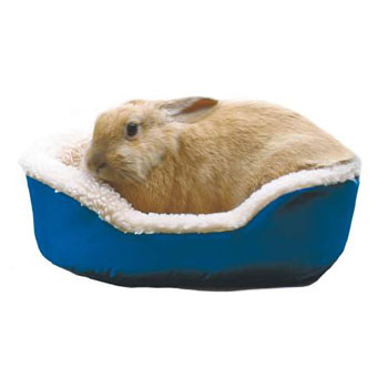 CUSHY BED FOR RODENTS 35X28CM - Click to enlarge
