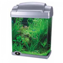 AT MINI ACRYLIC OCEANUS TANK SILVER 4.5L - Click for more info