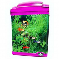 AT MINI ACRYLIC OCEANUS TANK PURPLE 4.5L - Click for more info