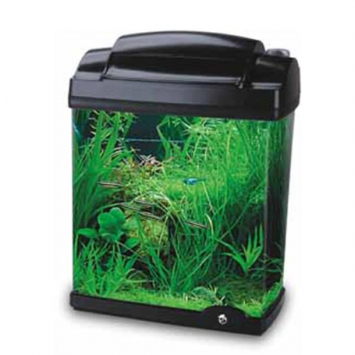 AT MINI ACRYLIC OCEANUS TANK BLACK 4.5L - Click for more info
