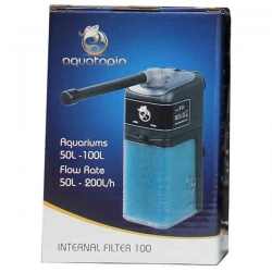 AT INTERNAL FILTER 100 50-200L/H - Click for more info