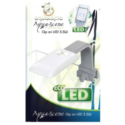 LED LAMP CLIP-ON 3.5W - Click for more info