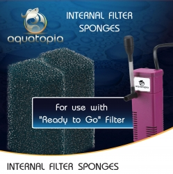 INTERNAL FILTER SPONGES 15L TANK - Click for more info