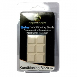WATER CONDITIONING BLOCK 20G - Click for more info