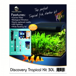 DISCOVERY TROPICAL KIT 30L - Click for more info