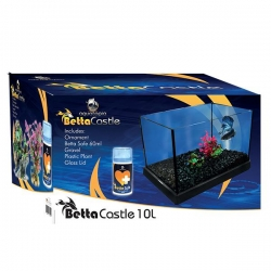 BETTA CASTLE 10L - Click for more info