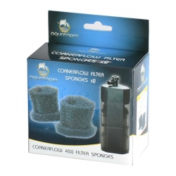 SPONGE CORNER FLOW 450 (2 PCS) - Click for more info