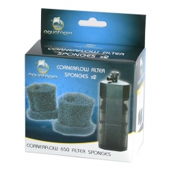 SPONGE CORNER FLOW 650 (2 PCS) - Click for more info