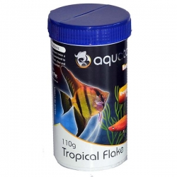 TROPICAL FLAKE 110G - Click for more info