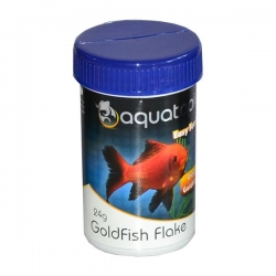 GOLDFISH FLAKE 24G - Click for more info