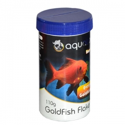 GOLDFISH FLAKE 110G - Click for more info
