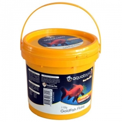 GOLDFISH FLAKE 1KG BUCKET - Click for more info