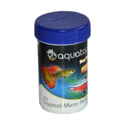 TROPICAL MICRO PELLET 60G - Click for more info