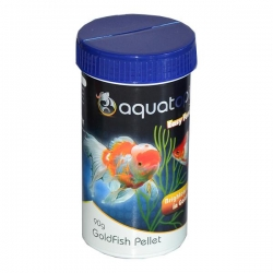 GOLDFISH PELLETS 90G - Click for more info