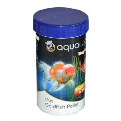 GOLDFISH PELLETS 190G - Click for more info