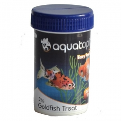 GOLDFISH TREAT 55G - Click for more info