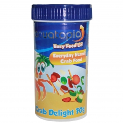 HERMIT CRAB DELIGHT 70G - Click for more info