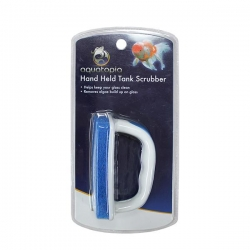 HAND HELD TANK SCRUBBER - Click for more info