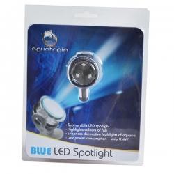 LED BLUE SPOTLIGHT - Click for more info