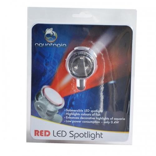 LED RED SPOTLIGHT - Click for more info