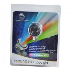 LED TECHNO SPOTLIGHT - Click for more info