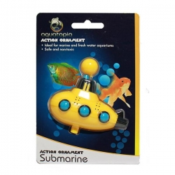 ACTION ORNAMENT SUBMARINE - Click for more info