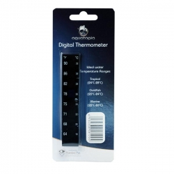 DIGITAL STICK-ON THERMOMETER - Click for more info