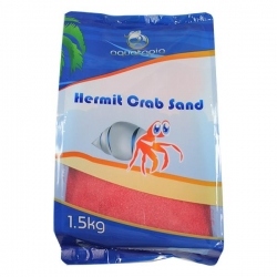 HERMIT CRAB SAND RED 1.5KG - Click for more info