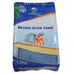 HERMIT CRAB SAND BLUE 1.5KG - Click for more info