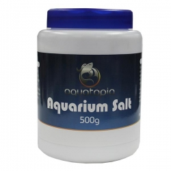 AQUARIUM SALT 500g - Click for more info