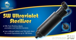 UV STERILISER 5W - Click for more info