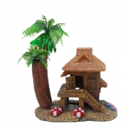 HERMIT CRAB HOUSE ON STILTS - Click for more info