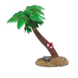 HERMIT CRAB SWAYING PALM TREE - Click for more info