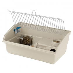 CAGE CAVIE 80 DELUXE 76X45X33.5CM - Click for more info