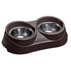 DUO FEED 03 47X25X13CM 0.9L - Click for more info