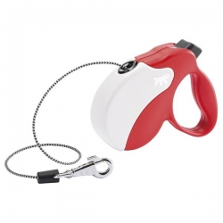 AMIGO MINI CORD RED-WHITE - Click for more info