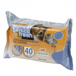GENICO FRESH DOG/CAT TALC x40 - Click for more info