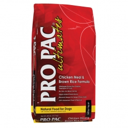 ULTIMATES CHICKEN & BROWN RICE 12KG - Click for more info