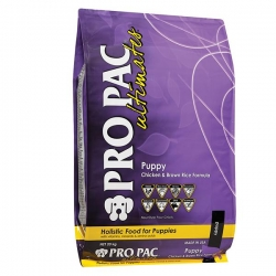 ULTIMATES CHICKEN & B/RICE PUPPY 20KG - Click for more info